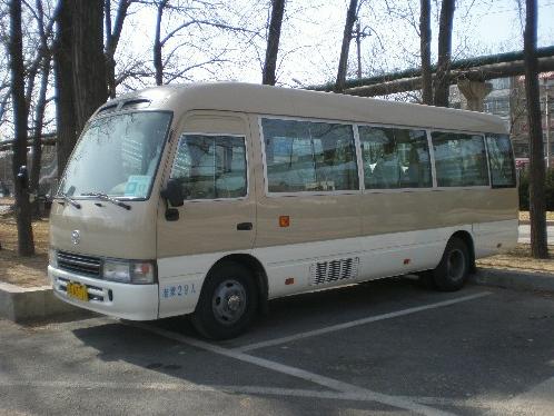车型:昌平大巴租赁公司