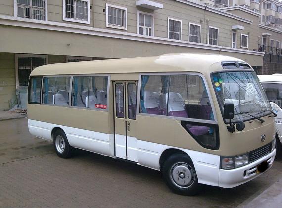 车型:北京大巴租赁公司