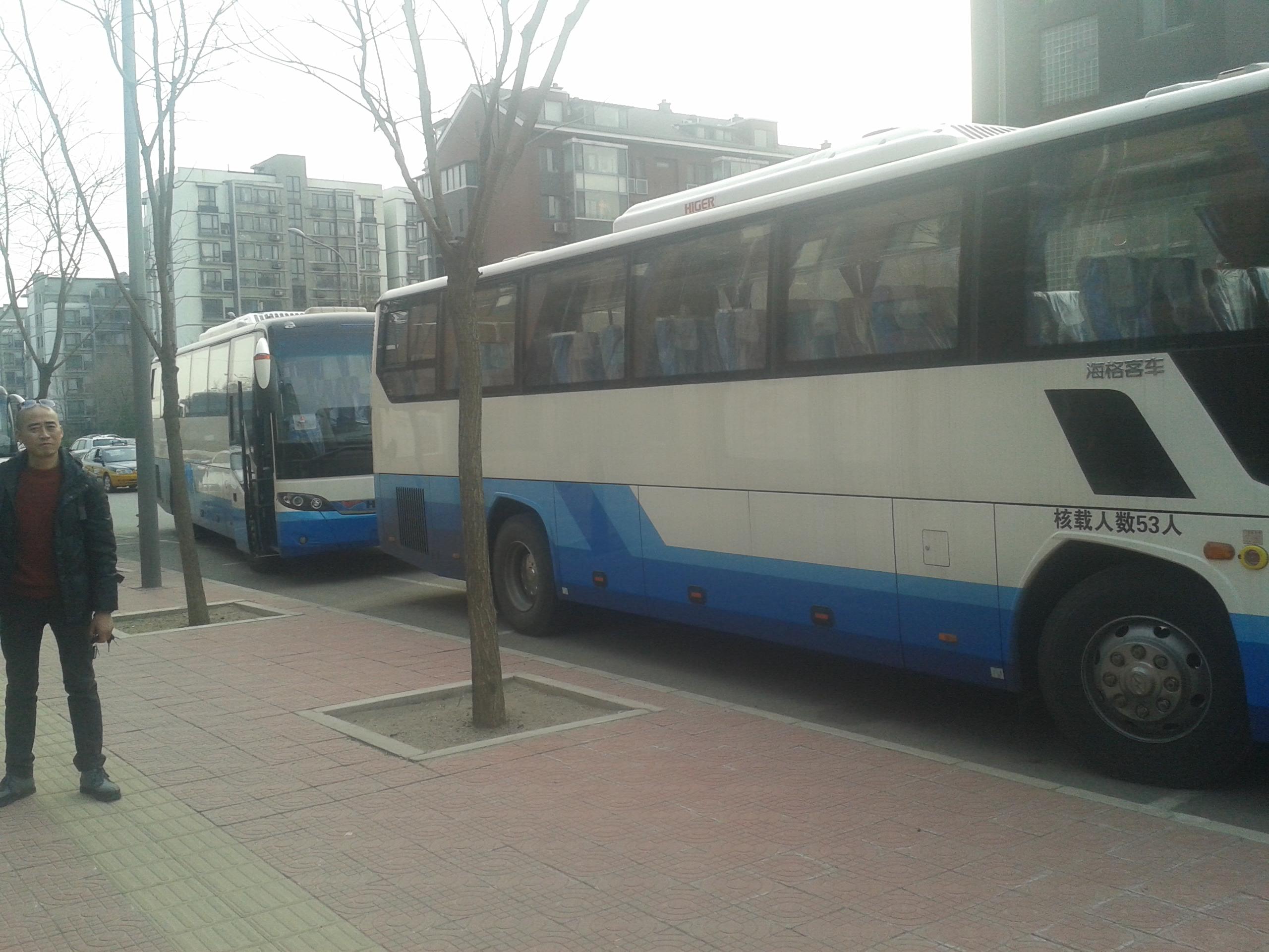 车型:通州大巴车租赁公司