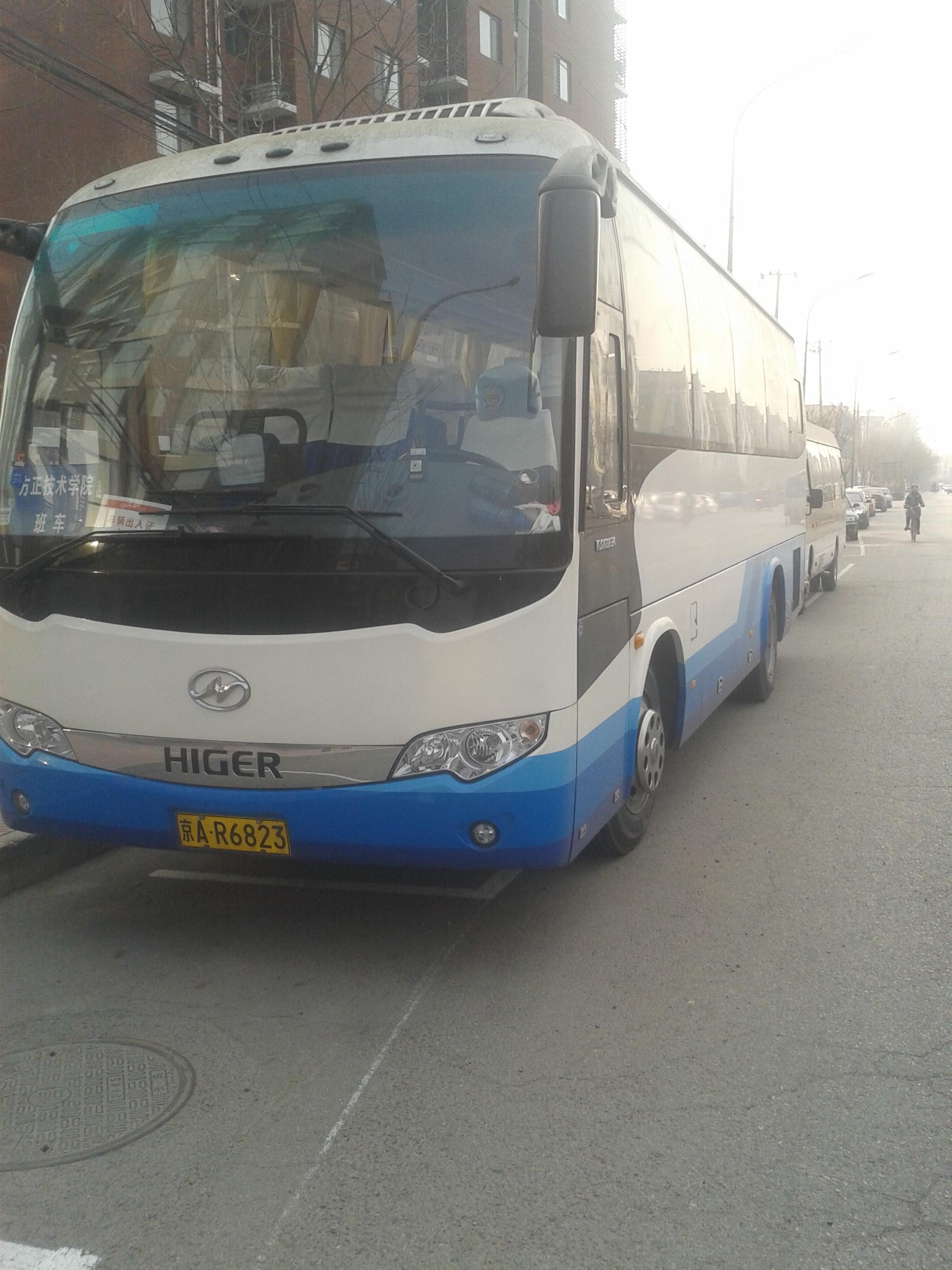 石景山大巴租赁公司提供专业班车服务