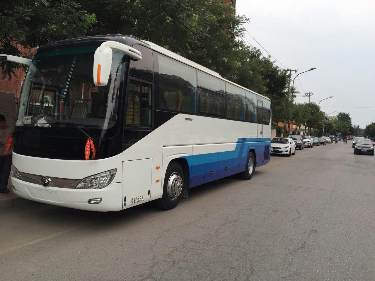 金龙大巴旅游包车-北京易恒达租车公司