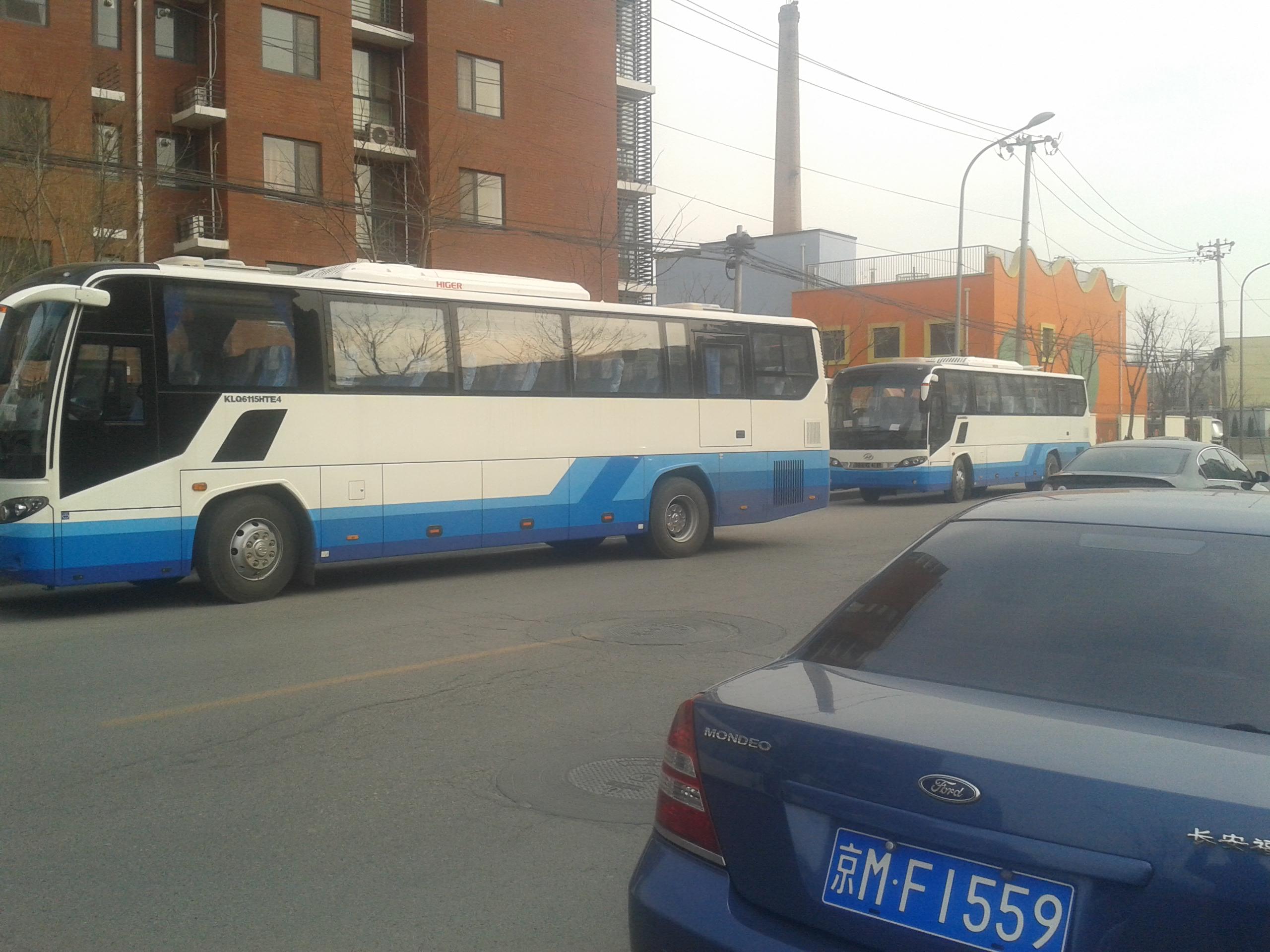 一年之计在于春,北京大巴车租赁公司的春天已悄然来临